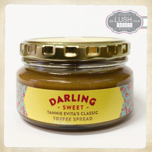 Darling Sweet Classic Toffee Spread 200g