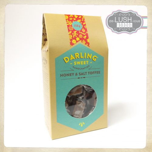 Darling Sweet Honey & Salt Toffee 150g