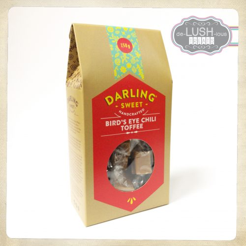 Darling Sweet Birds Eye Chilli Toffee 150g