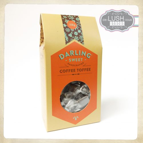 Darling Sweet Coffee Toffee 150g